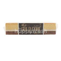 Rious Gold Cake Cokelat