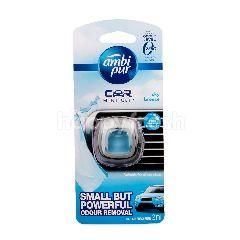 แอมบิเพอร์ คาร์ มินิ คลิป น้ำหอมปรับอากาศสำหรับรถยนต์ กลิ่นสกาย บรีซ