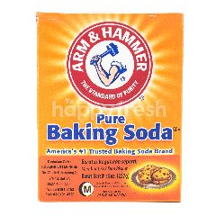 Arm & Hammer America's Number 1 Trusted Baking Soda Brand