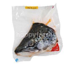 Kepala Ikan Salmon