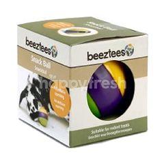 BeezTees Plastic Treatball Rodino With Adjustable Opening (6Cm)