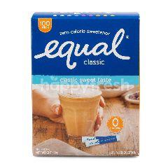 Equal Sugar Substitute (Pack 100)