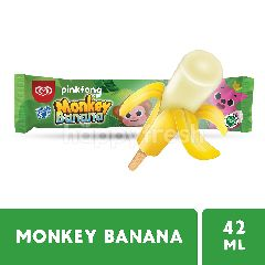 Paddle Pop Banana Boat 42ml - Es Krim Wall's