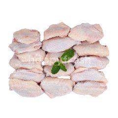 Stik Sayap Tengah Ayam