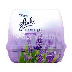 Glade Scented Gel Lavender Air Freshener