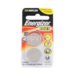 Energizer 2025 Baterai Lithium
