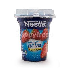Nestlé Strawberry Fat Free Yogurt