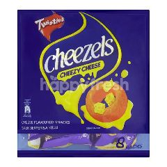 Cheezels Cheese Flavoured Snack Original Cheese
