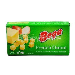 Bega French Onion Flavoured Processed Cheese
