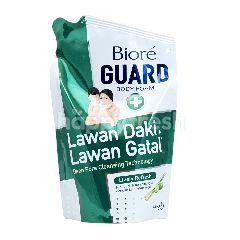 Biore Sabun Badan Foam Lively Fresh