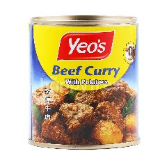 Yeo's Beef Curry With Potatoes