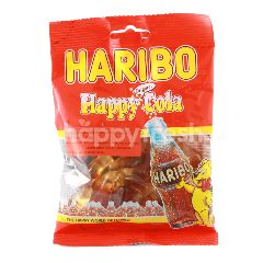 Haribo Soft Jelly Candy Cola Flavor