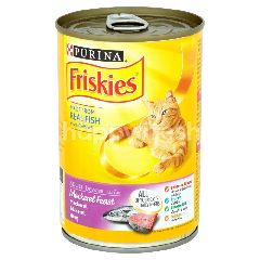 Purina Friskies Mackerel Flavour For Adult