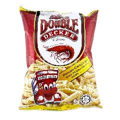 DOUBLE DECKER Prawn Crackers