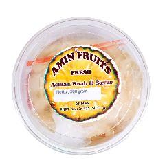 Amin Fruits Manisan Labu
