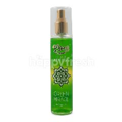 Fres & Natural Hijab Refresh Green Mirage