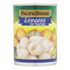 Pacific Brand Longans In Syrup 565G