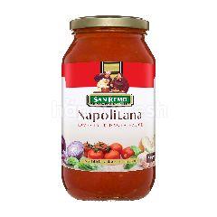 San Remo Napolitana Homestyle Pasta Sauce