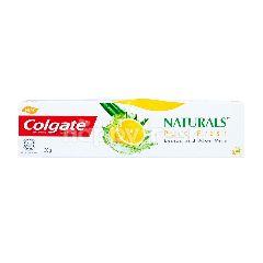Colgate Naturals Pure Clean Pasta Gigi Lemon dan Lidah Buaya