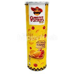Mister Potato Tomato Flavoured Potato Chips 150G