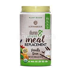 ซันวอร์ริเออร์ อิลูมิน 8 ผลิตภัณฑ์ทดแทนมื้ออาหาร รสวานิลลาบีน