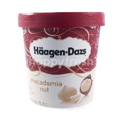 Häagen-Dazs Haagen-Dazs Es Krim Rasa Kacang Macadamia