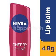 Nivea Shine Cherry Fruity Lip Balm