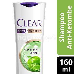 Clear Shampo Superfresh Apple