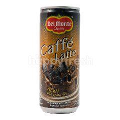 Del Monte Kopi Susu dengan Cincau Minuman Kopi