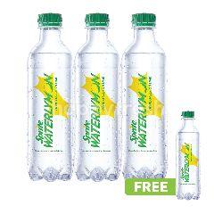 Sprite Waterlymon 250ml Triplepack dan Gratis Sprite Waterlymon 250ml