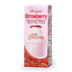 Binggrae Strawberry Milk Drink