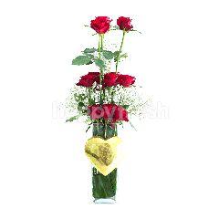 Emme Florist Classic Rouge XL