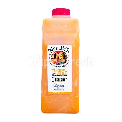 100% Jus Tangerine Alami
