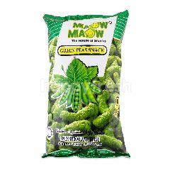 MIAOW MIAOW Green Peas Snack