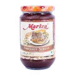 Mariza Selai Olesan Cokelat Kacang