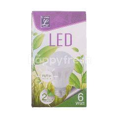 L-Living Lampu LED Putih 6watt