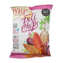 WRP Everyday Deli Chips Keripik Ubi Rasa Garam dan Lada