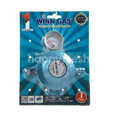 Winn Gas Regulator Gas Tekanan Rendah