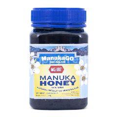 Manuka Go Madu Manuka Murni MG 880+