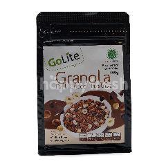 Go Lite Sereal Granola Kacang Hazel dan Cokelat Hitam