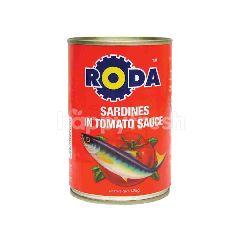Roda Sardines In Tomato Sauce