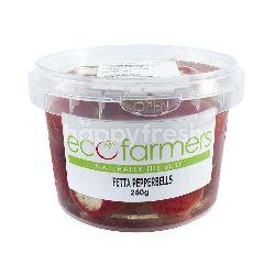 Eco Farmers Acar Cabe dengan Keju Fetta