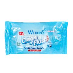 Wetkins Clean n Flush Alcohol Free