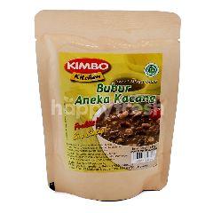 Kimbo Kitchen Bubur Aneka Kacang