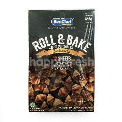 Bonchef Roll & Bake Lembar Adonan Croissants
