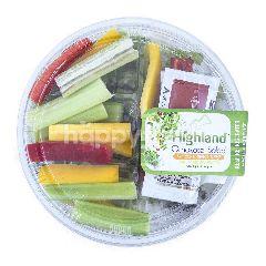 Highland Salad Omakase