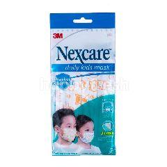 Nexcare Masker 3 Lapis Harian Anak-anak (3 pieces)
