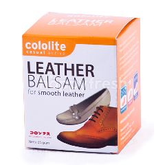 Cololite Balsam Kulit untuk Sepatu Kulit Lembut