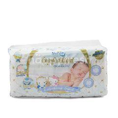 Sweety ComfortGold Newborn Popok Tipe Perekat