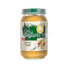 Only Organic Bircher Muesli (170g)